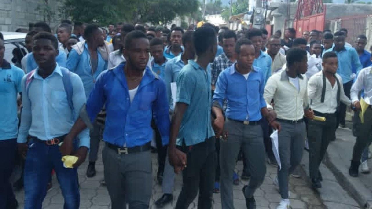 Les examens du baccalauréat sont bloqués à Petit-Goâve