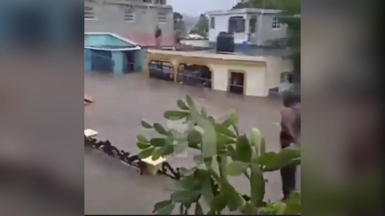 RD: Isaías a causé d'énormes dégâts faisant 1 mort à El Seibo, province la plus touchée