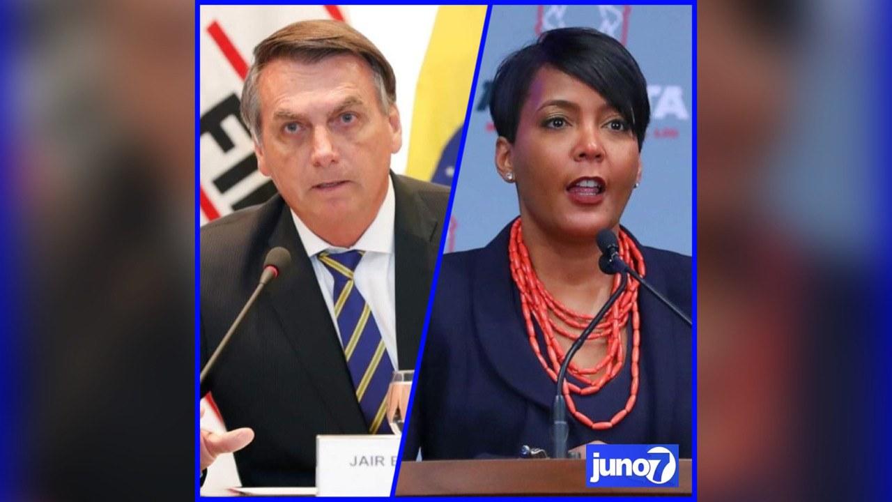 Covid-19: deux éminentes personnalités politiques testées positives