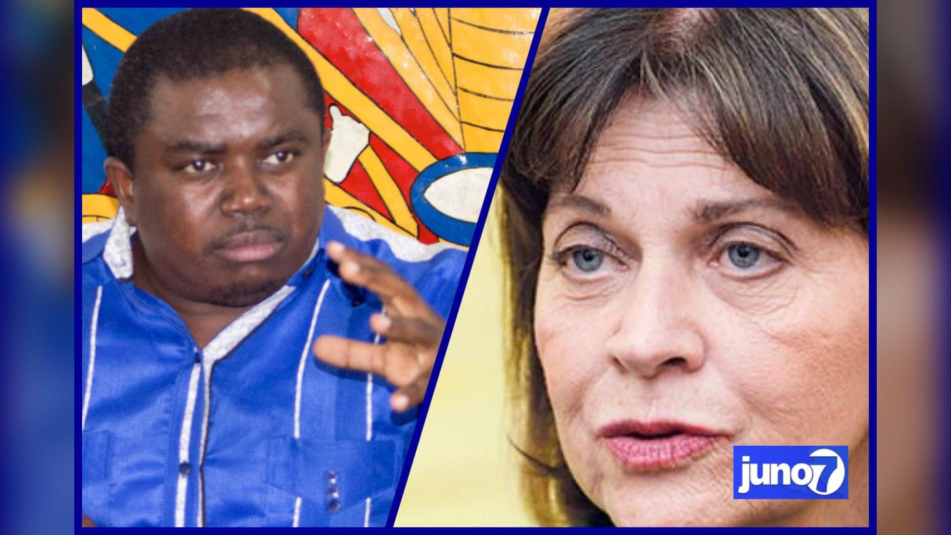 Me André Michel répond à Helen La Lime.
