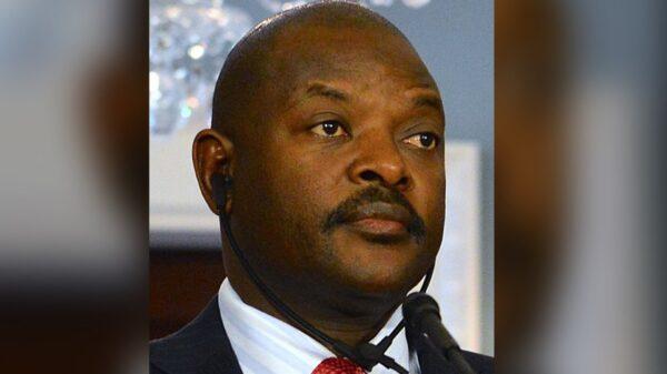 Pierre Nkurunziza,