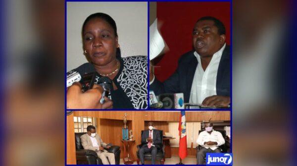La visite de Jovenel Moïse à la CSC/SA, une tentative de corruption selon le SDP