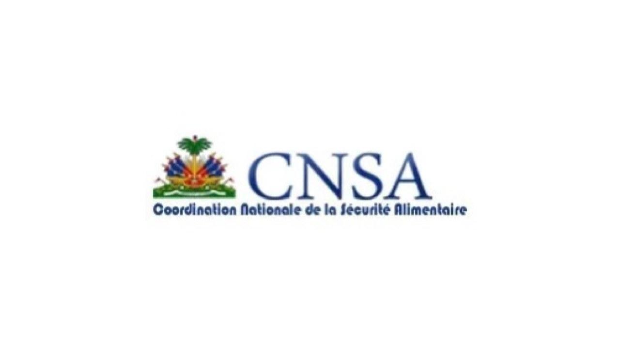 Insécurité alimentaire - CNSA - Coordination Nationale de la Sécurité Alimentaire
