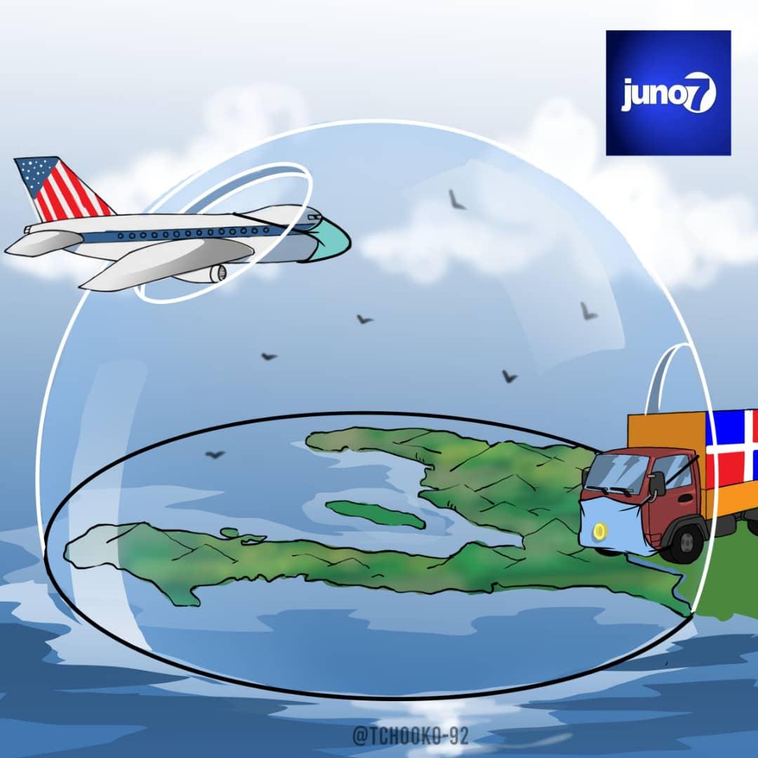 Coronavirus : Haïti se barricade pour se protéger contre la pandémie