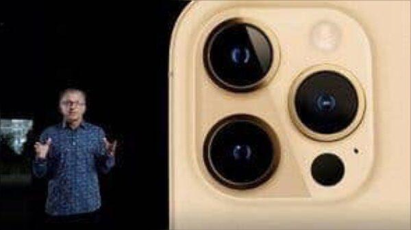 Apple présente l'iPhone 12, pour les réseaux Internet 5G
