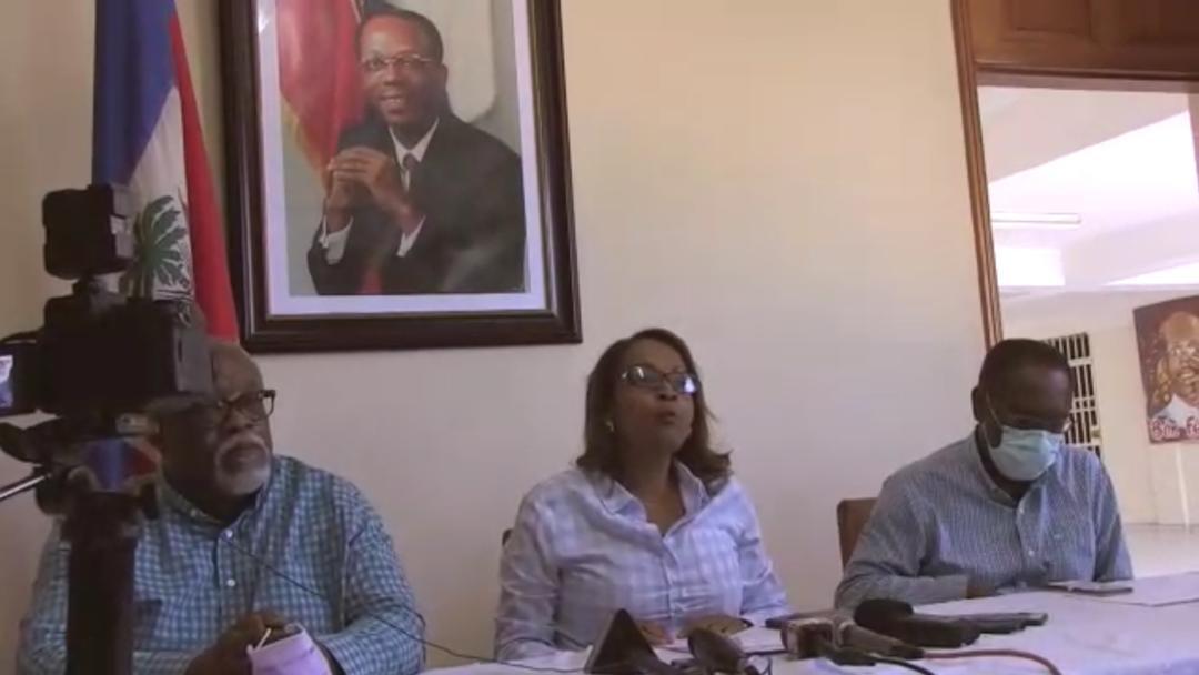 Fanmi Lavalas lance un appel à la mobilisation pour aboutir à l'installation d'un gouvernement de transition