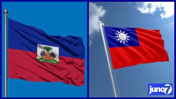 L'Exécutif haïtien adresse ses sympathies au peuple taïwanais