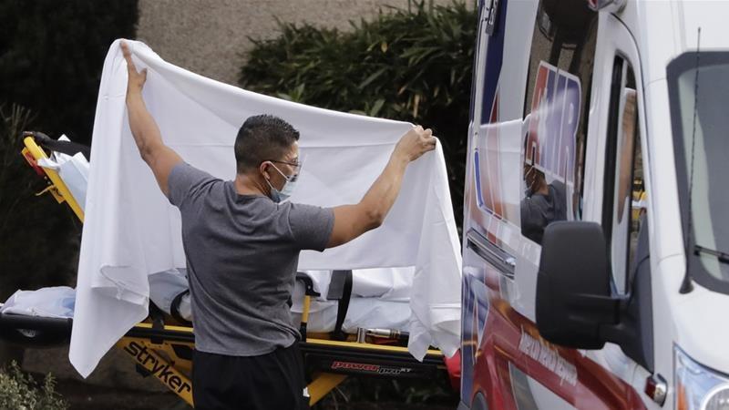 États-Unis-coronavirus : le bilan des personnes décédées passe à 9