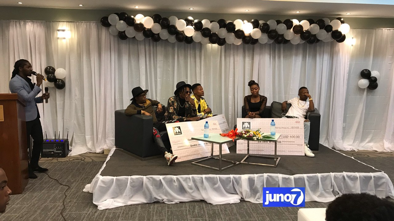Clôture en beauté du concours de chant lancé par Tiwa production, Pi lwen ke zye et Sky TV