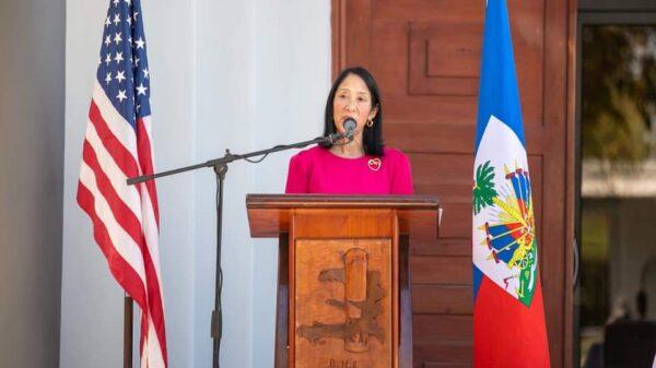 L'Ambassade des USA en Haïti condamne la mort de l'afro-américain George Floyd