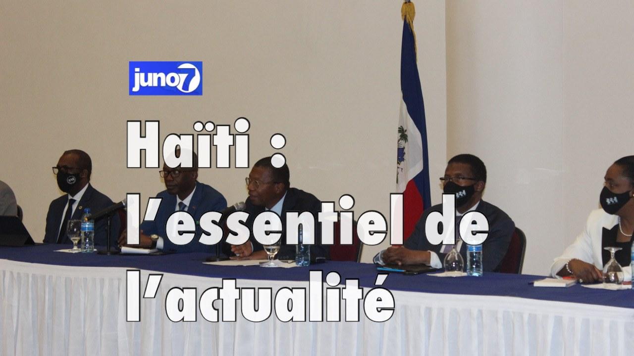 Haiti : L'essentiel de l'actualité du mardi 15 décembre 2020