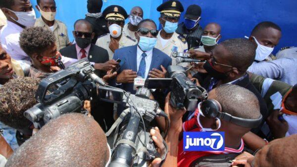 Le ministre de la justice appelle à faire front commun contre les bandits armés