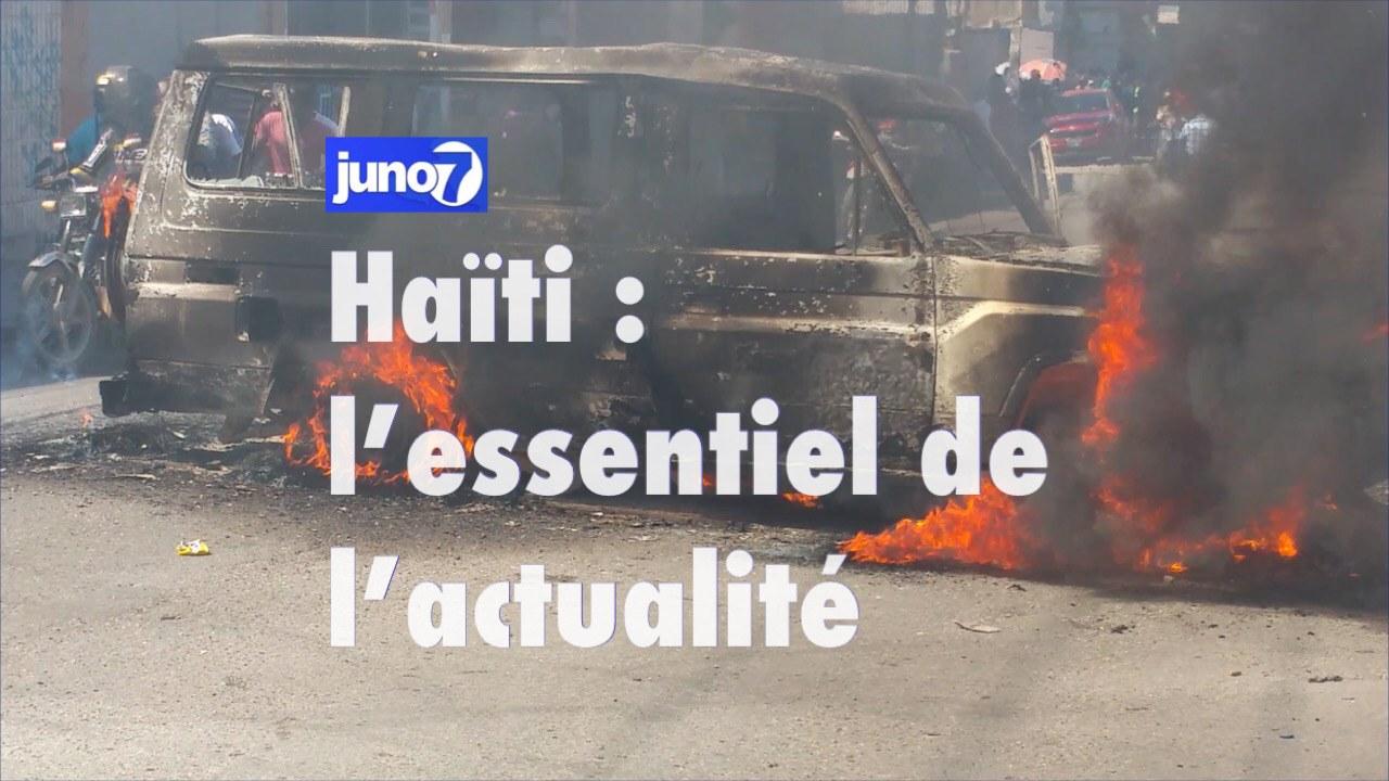 Haïti: l'essentiel de l'actualité du samedi 21 novembre 2020