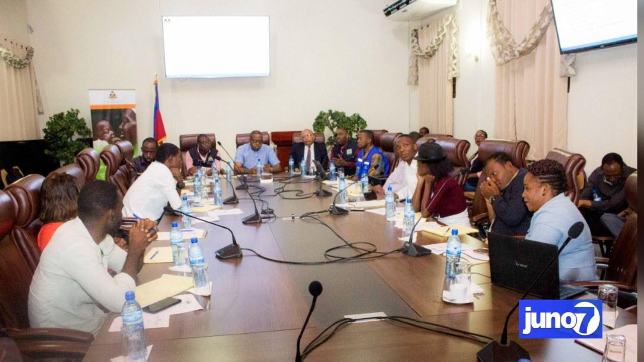 Coronavirus Haïti: Des journalistes sensibilisés sur leur rôle à l'heure du Covid-19