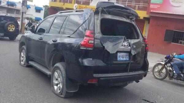Des associations s'insurgent contre la destruction de la voiture du Juge Durin Duret Junior