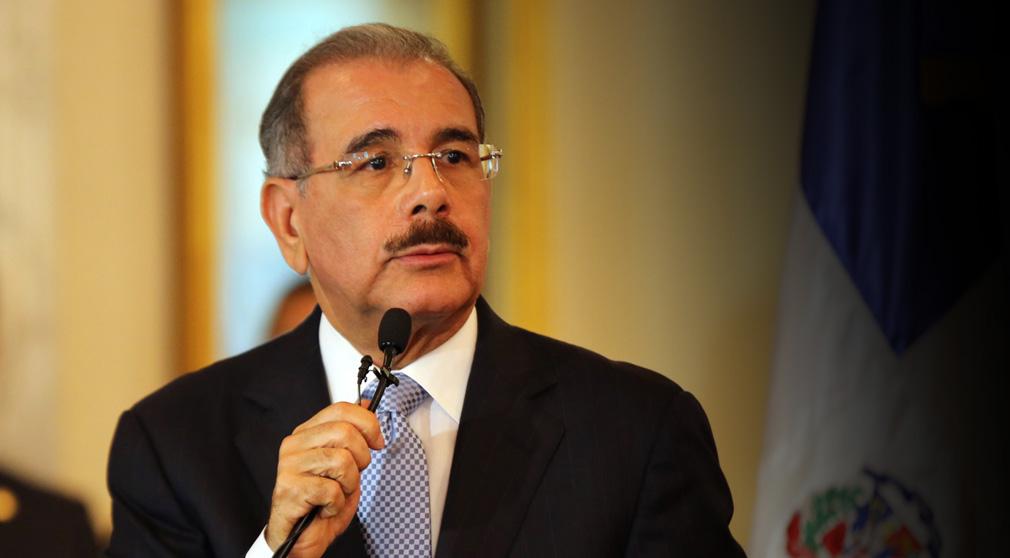 Danilo Medina - République dominicaine: la pandémie du Covid-19 regagne du terrain, record de 1572 cas en un jour