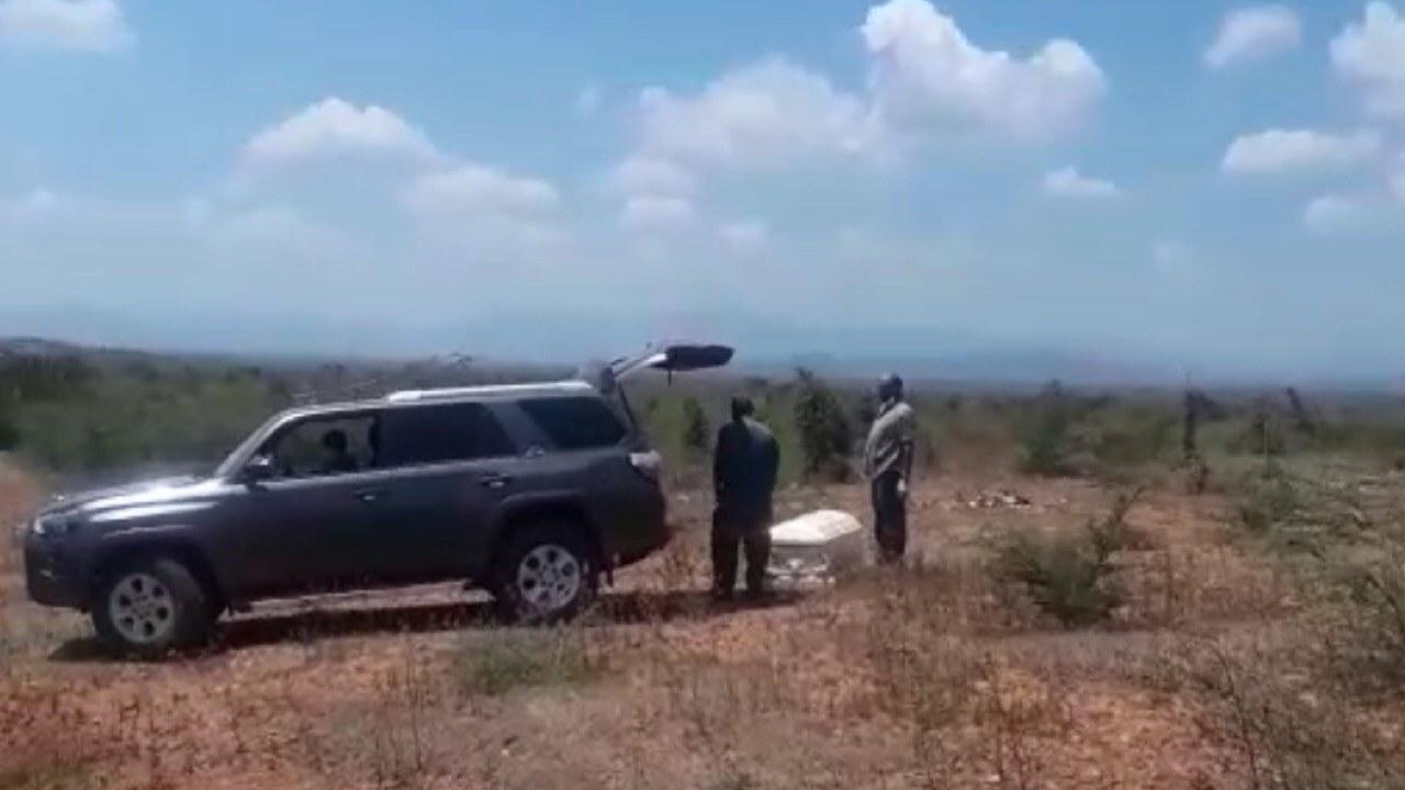 Inhumation sans protocole d'une victime du Covid-19 à Fort-Liberté