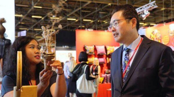 Taiwan nomme un nouvel ambassadeur en Haïti