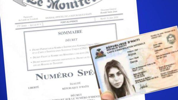 Carte identification Nationale Unique (CINU) : Les incohérences désastreuses d'un décret maladroit