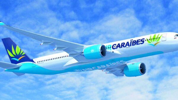 Reprise des vols de Air Caraïbes entre Paris-Orly et Port-au-Prince