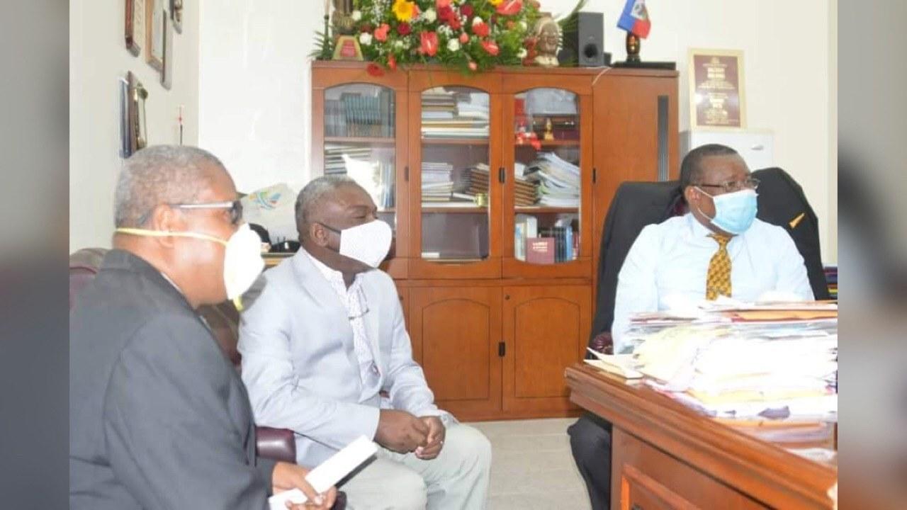 Archives Nationales d'Haïti, conservatrice de notre patrimoine historique et archiviste