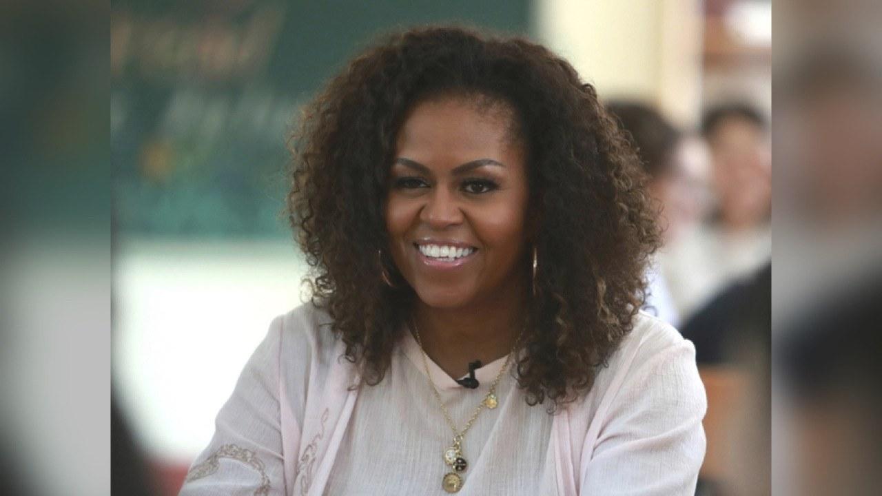 """Michelle Obama: """"il y a eu des moments où j'avais envie de jeter Barack par la fenêtre"""""""