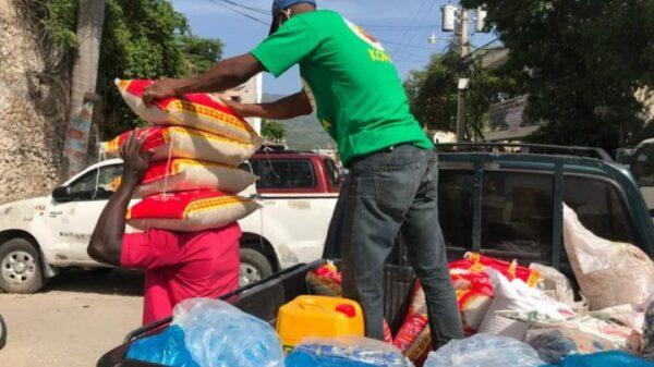 Konbit National vole au secours des détenus de la prison civile de Jacmel
