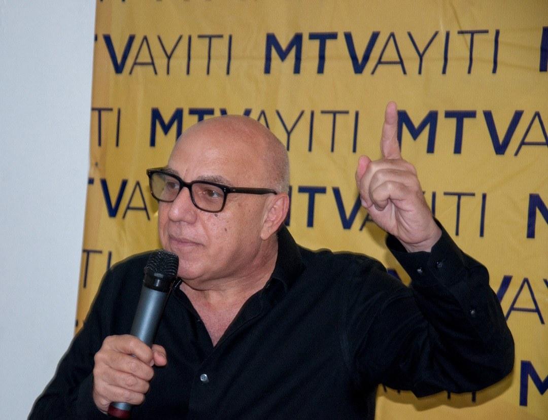 Dr Reginald Boulos, Covid-19 Haïti