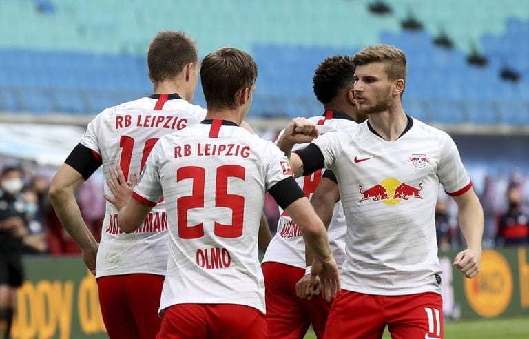 Leipzig, premier club de Bundesliga à envisager le retour du public