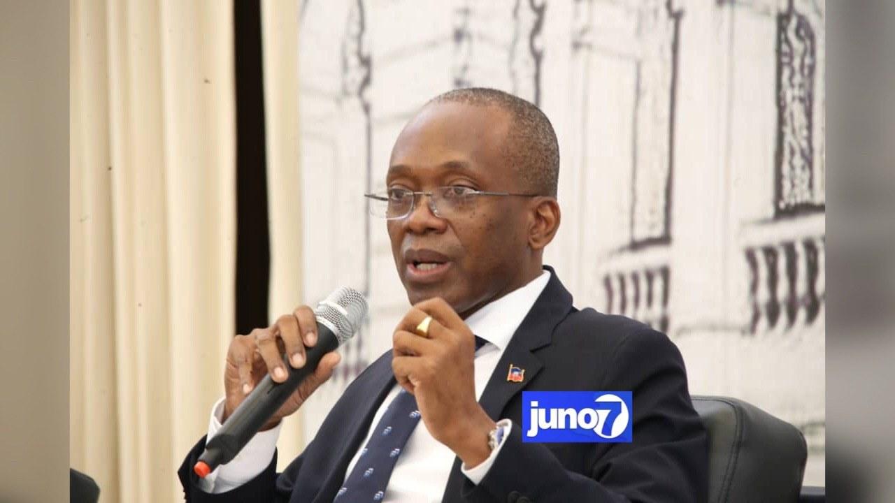 Michel Patrick Boisvert - Le ministère des Finances n'autorise que les dépenses essentielles pour le reste de l'année fiscale