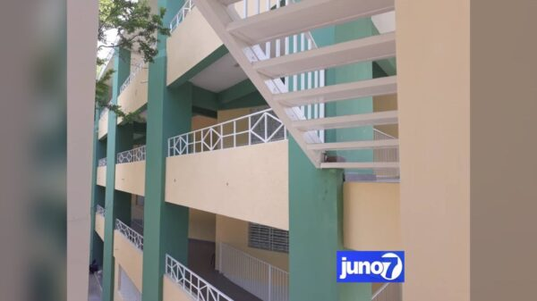 Le bâtiment académique de la Faculté des Sciences Humaines enfin réhabilité