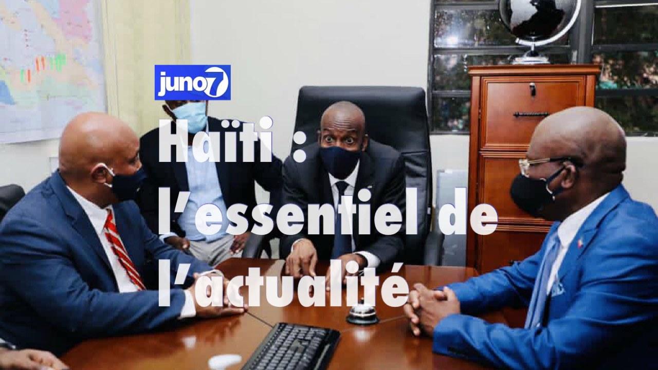 Haïti: l'essentiel de l'actualité du jeudi 26 novembre 2020