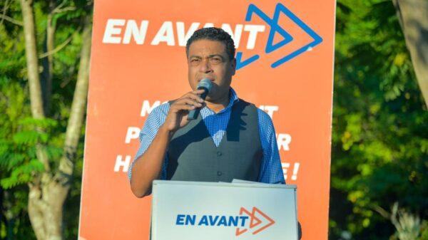 Pour son lancement dans le sud, « EN AVANT » mobilise la jeunesse des Cayes