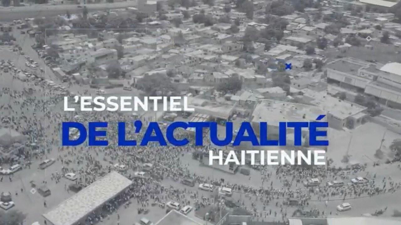 Ayiti : Esansyèl aktyalite yo soti 22 pou rive 27 novanb 2020