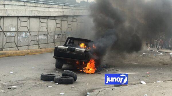 Panique à Delmas: les Fantômes 509 sont dans les rues, le local du FAES attaqué
