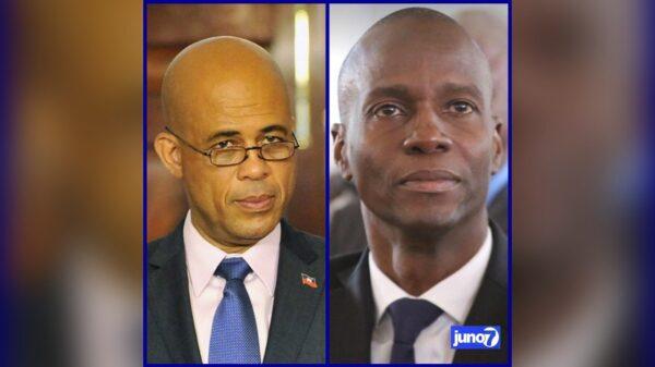 La famille Martelly et la plateforme Bouclier présentent leurs condoléances au président Jovenel Moïse