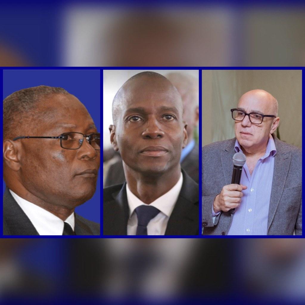 Pluies de sympathies à l'endroit du président Jovenel Moïse
