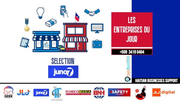 Ideal Technology Solutions – Entreprise du Jour Juno7 Haïti - HBIS