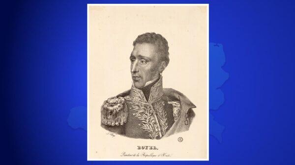 Éphémérides - 13 mars 1843 : Départ pour l'exil de Jean-Pierre Boyer