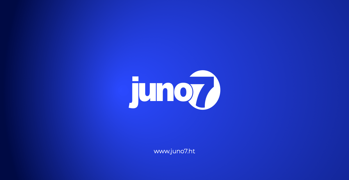 Juno7 Haiti Actualite and News - Logo