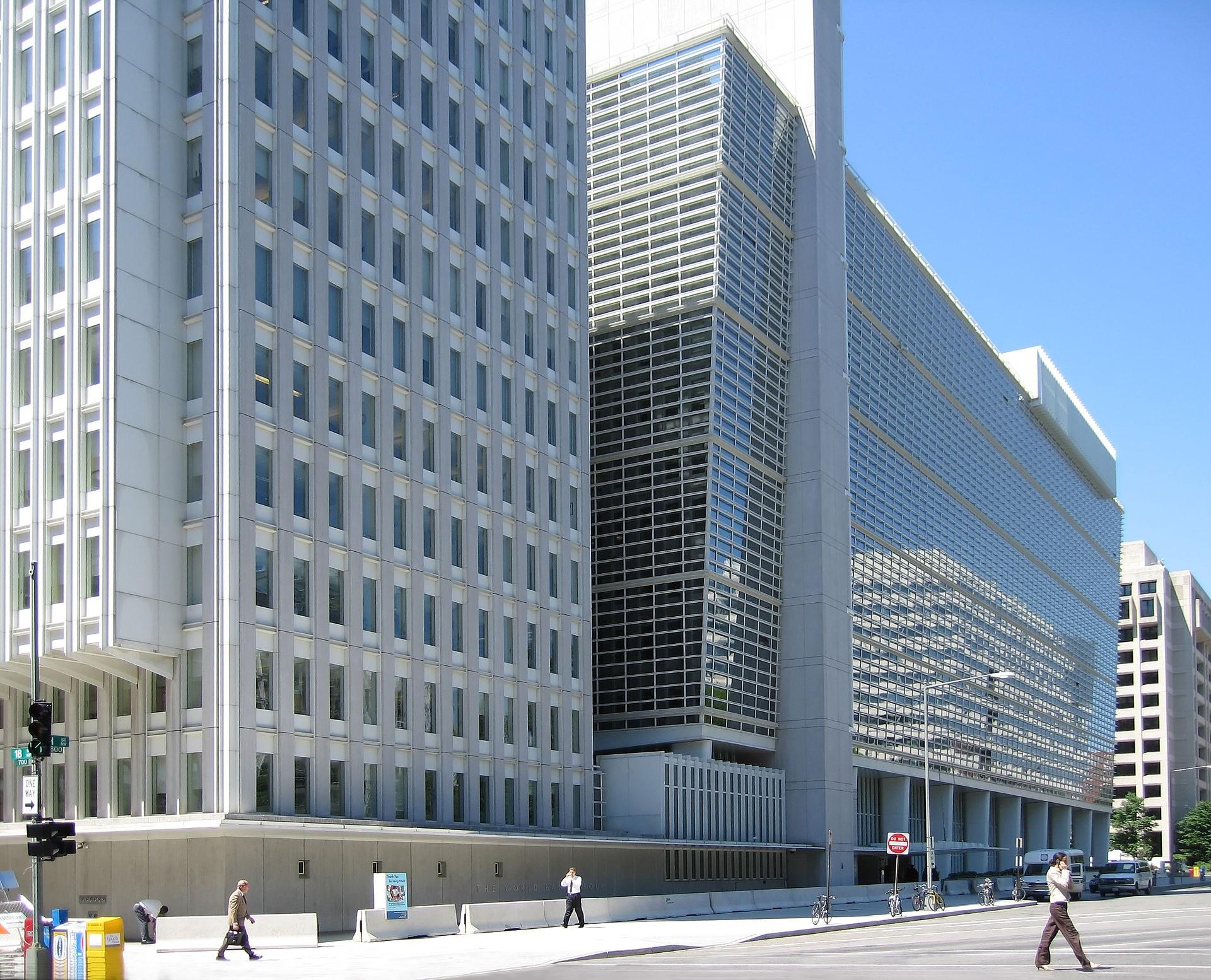 Banque Mondiale, Coronavirus: La banque Mondiale annonce jusqu'à 12 milliards de dollars d'aide rapide pour la lutte contre le coronavirus