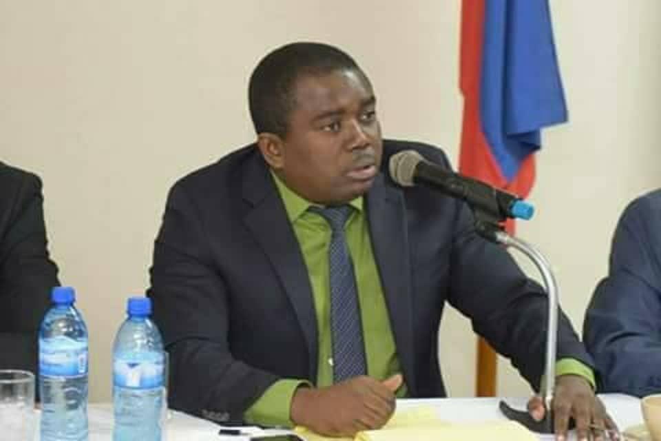 André Michel, Covid-19 Haïti, Corruption