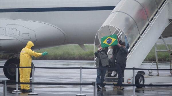 Coronavirus Brésil, un premier cas confirmé, Source CNN Brésil