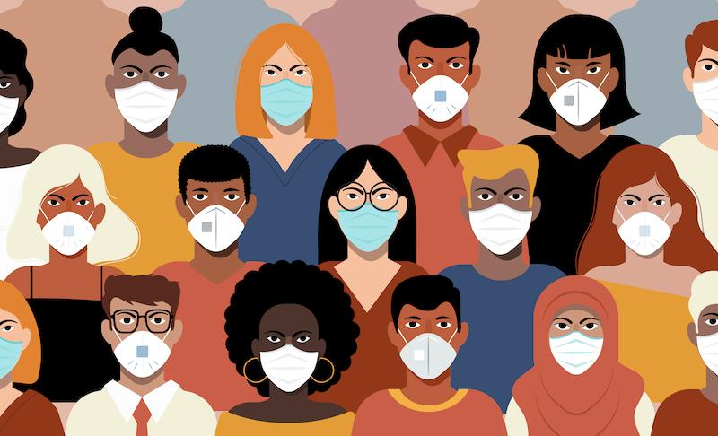 Les États-Unis interdisent l'exportation de masques et respirateurs vers la Caraïbes