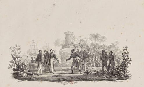 Quand la France a extorqué Haïti - le plus grand vol de l'histoire