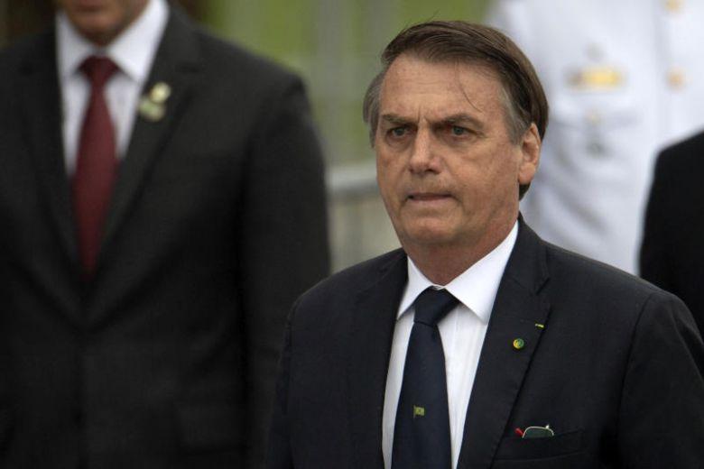 Une vidéo embarrassante de Bolsonaro diffusée par la justice