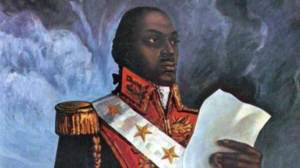 7 Juin 1802: Arrestation de Toussaint Louverture