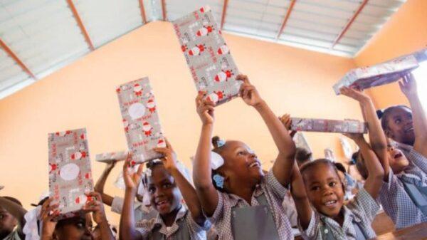 La Fondation Digicel a distribué des jouets à près de 2000 enfants