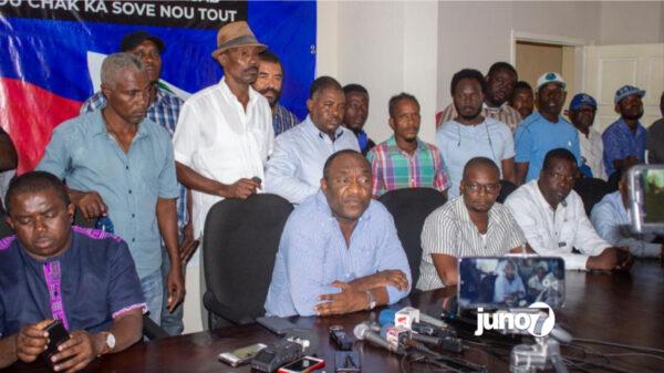 L'opposition annonce une mobilisation non stop dès le 31 janvier 2021