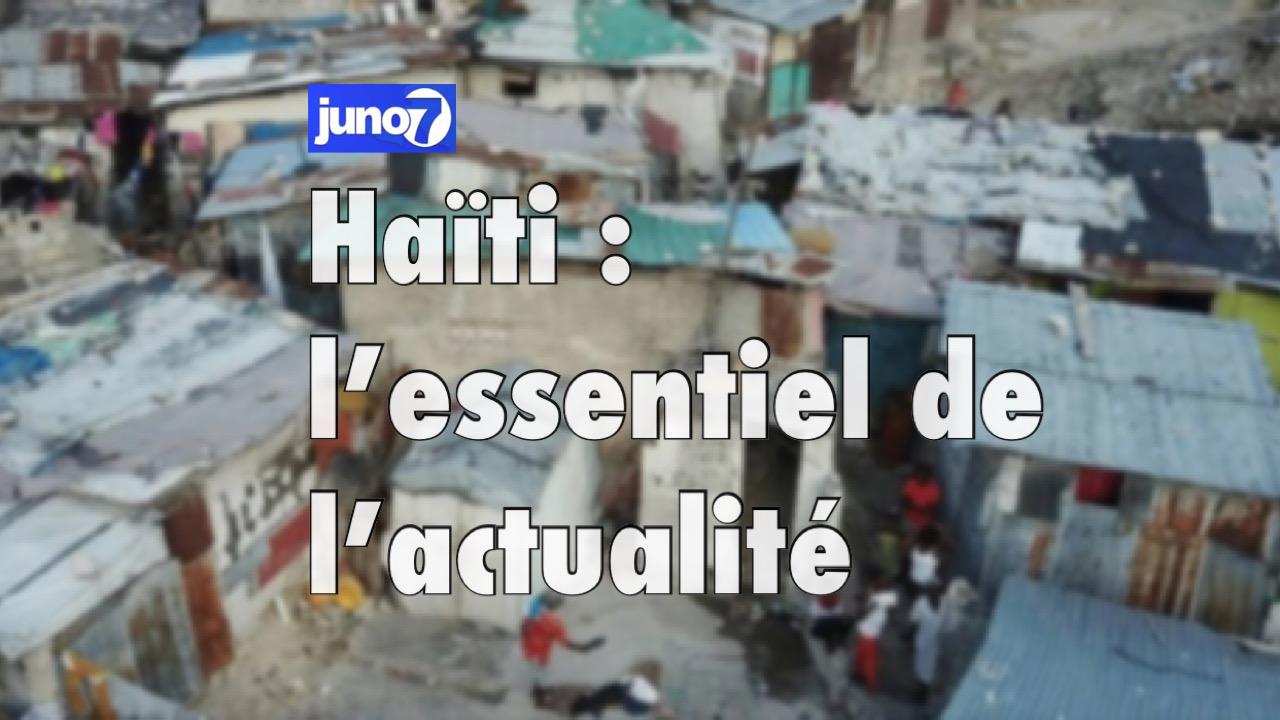 Haiti: L'essentiel de l'actualité du mardi 12 janvier 2021